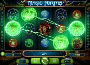 NetEnt Magic Portals Slot