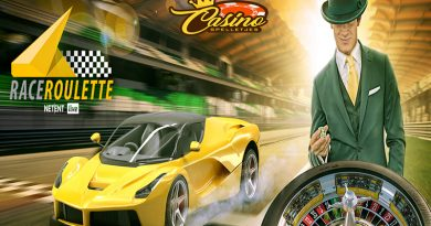 Race roulette mr green