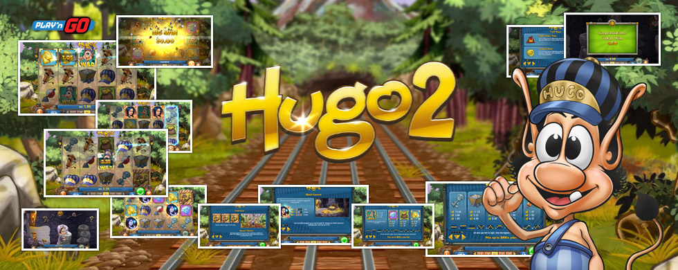 Hugo2 play n go