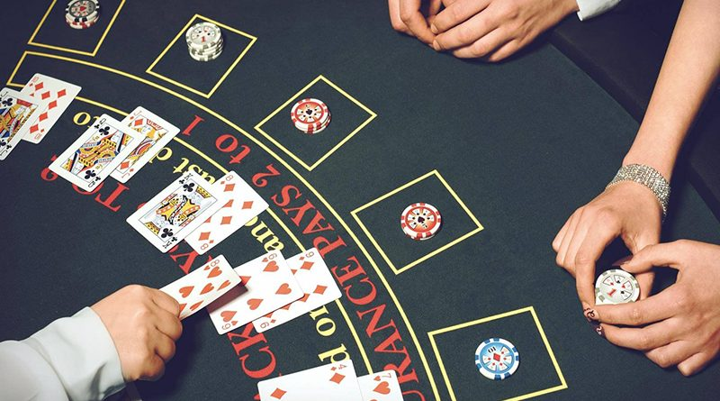 Gratis blackjacken