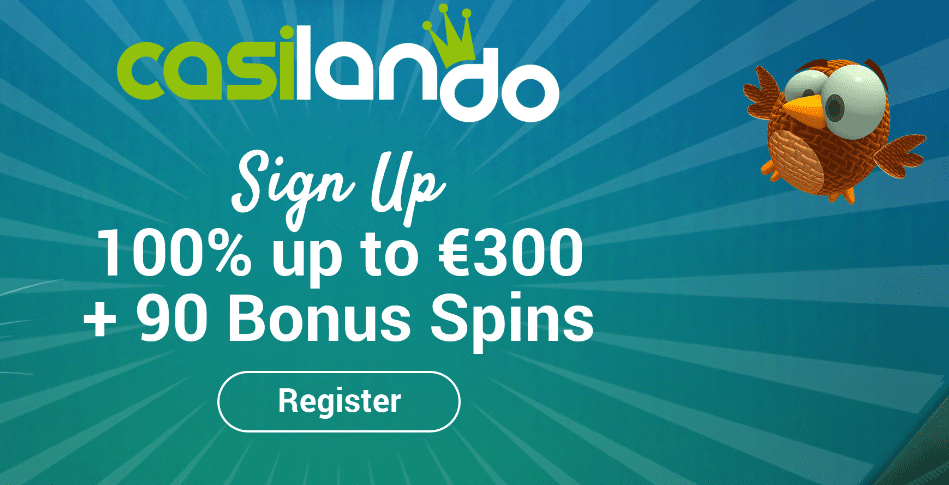 register bonus CasiLando
