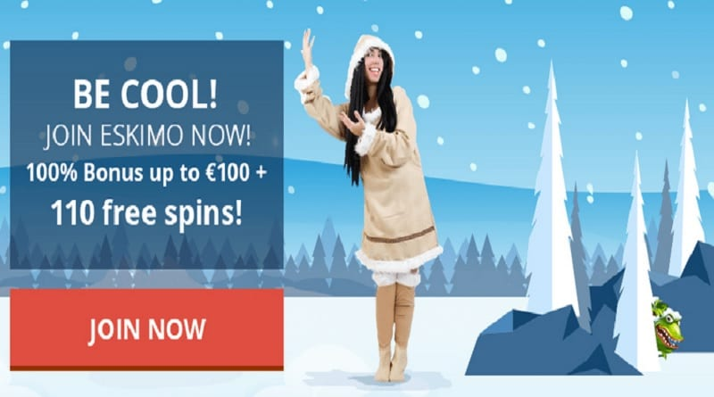 Eskimo Casinospelletjes reload bonus