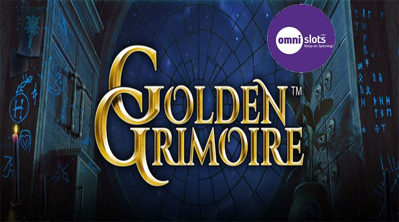 Golden Grimoire Omnislots