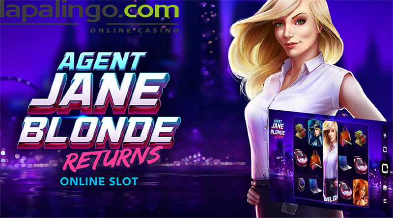 Agent Jane Blonde Returns Lapalingo