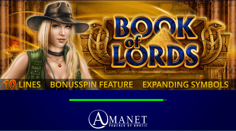 Book of Lords Eskimo Casino