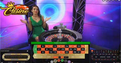 Live Double Ball Roulette Spinia Casino