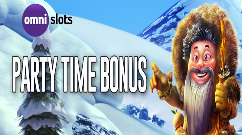 Party Time Bonus Omnislots Casino