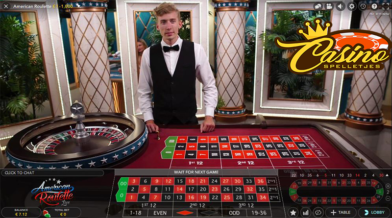 Live Amerikaans Roulette Lucky Days Casino