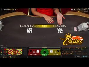 Live Dragon Tiger Lucky Days Casino