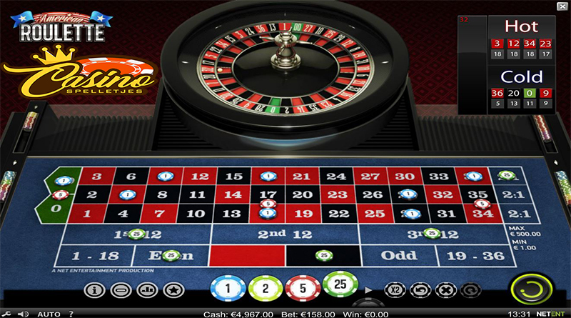Online Amerikaans Roulette Lucky Days Casino